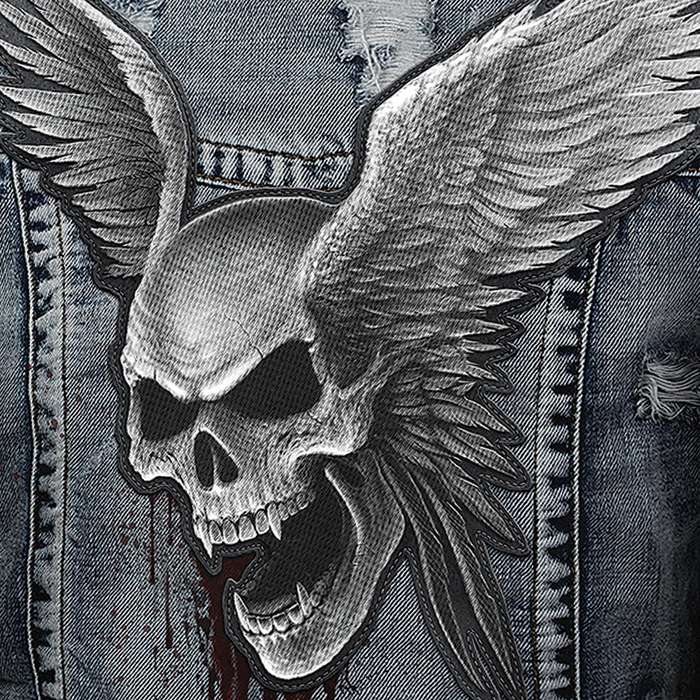 Thrash Metal Wrap - Allover Long-Sleeve T-Shirt