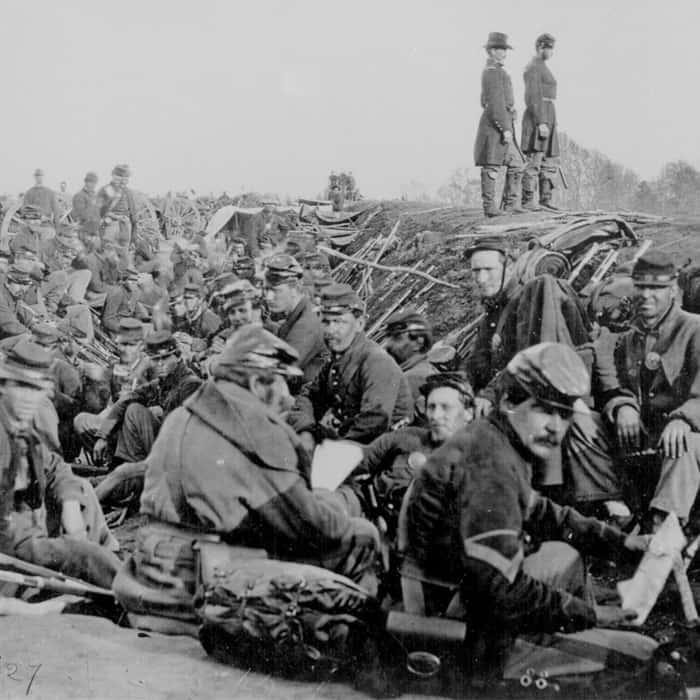 Civil War CSA Soldiers Gray Wool Kepi Hat Reenactor Costume