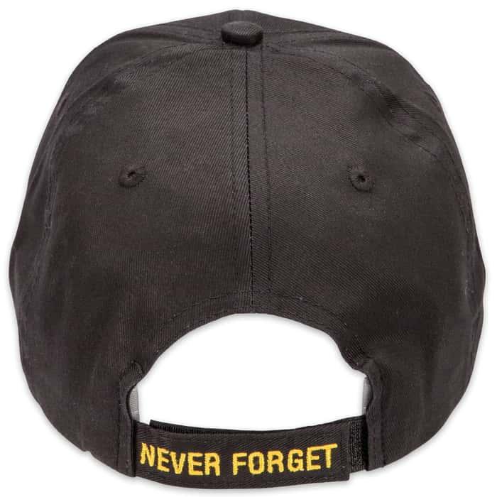 Double Down Vietnam Black Cap - Hat