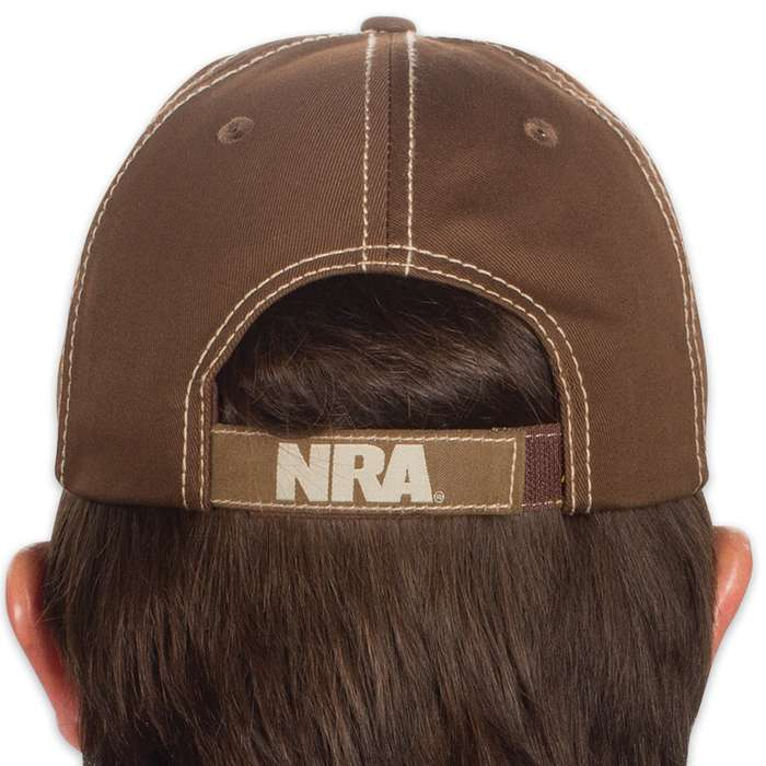 Buck Wear NRA Mesh Men's Cap / Hat
