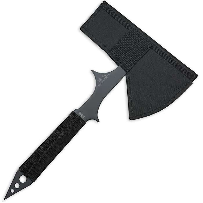 Black Ronin Tactical Tomahawk Axe And Sheath