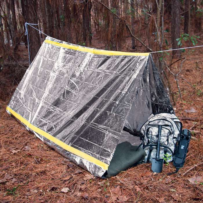 Trailblazer Camping Emergency Survival Tent