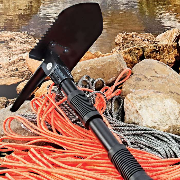 Folding Entrenching Survival Shovel Tool