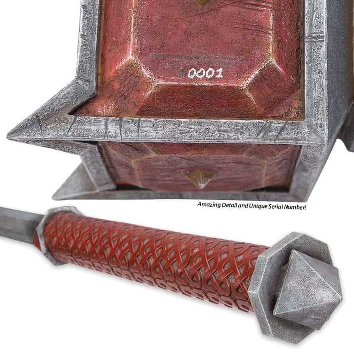 War Hammer of Dain Ironfoot