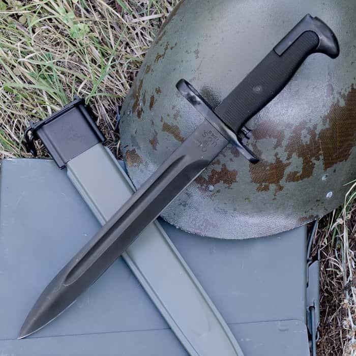 "M1 Garand Bayonet Historical Replica - 15"""