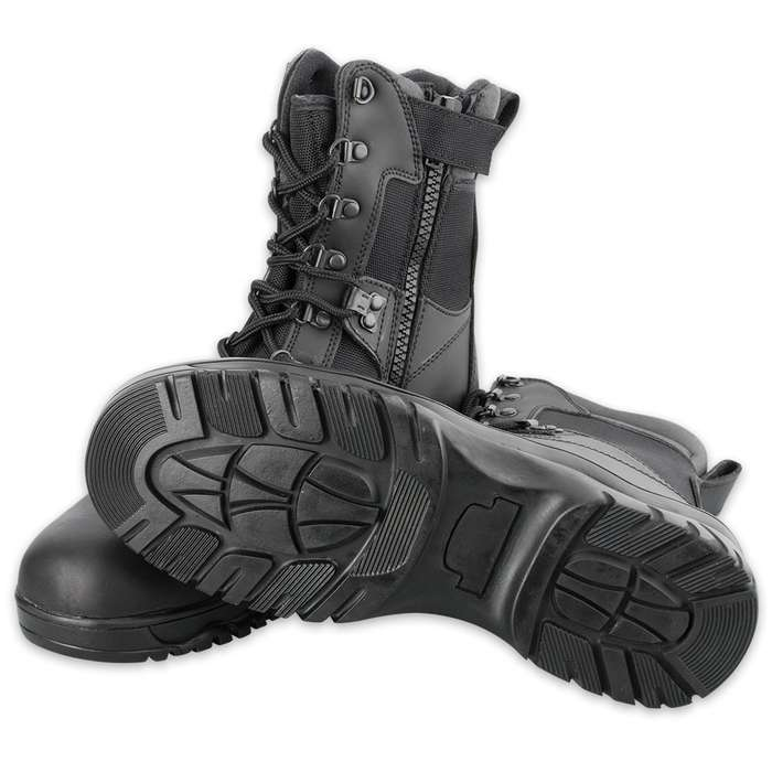 Forced Entry 8 In. Tactical Boot With Side Zipper