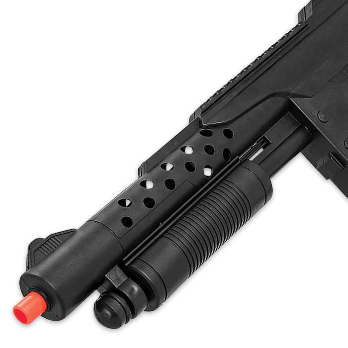 P2168 Spring Airsoft Shotgun with Laser Sight