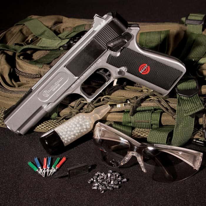 Marksman 2000K Laserhawk Shooters Air Pistol Kit