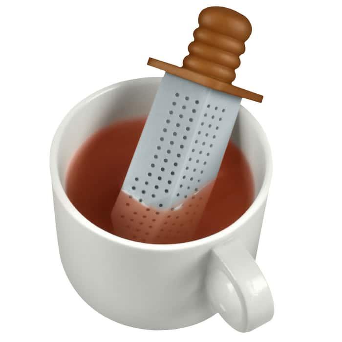 Strong Brew Sword Tea Infuser