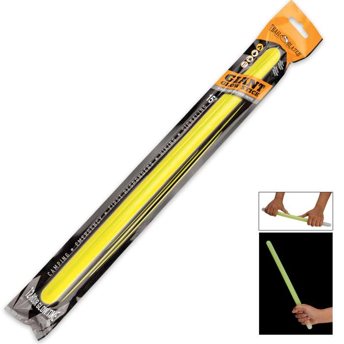 Jumbo Green Light Stick