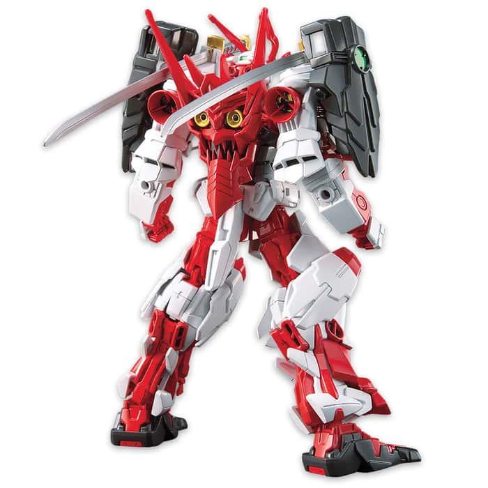 Gundam Sengoku Astray Model - High Grade Build Fighter