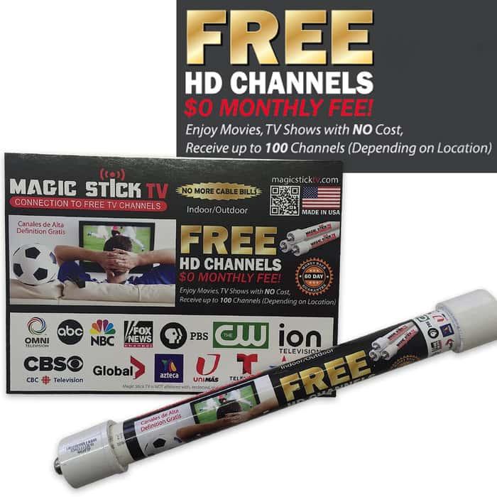 Magic Stick TV Antenna