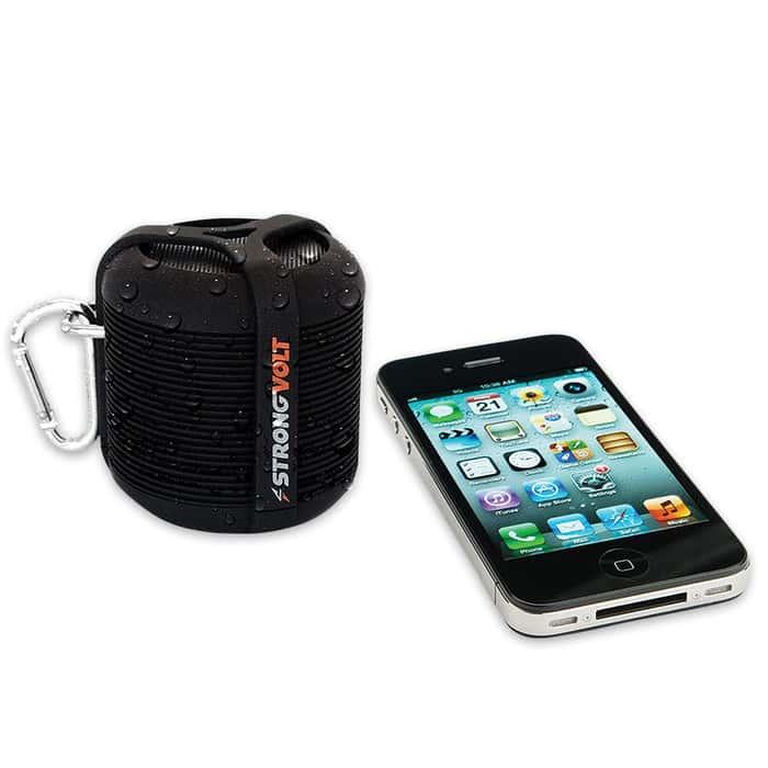 Bluetooth Speaker Water Resistant