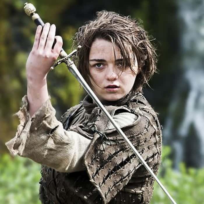 Game Of Thrones Needle Sword Of Arya Stark