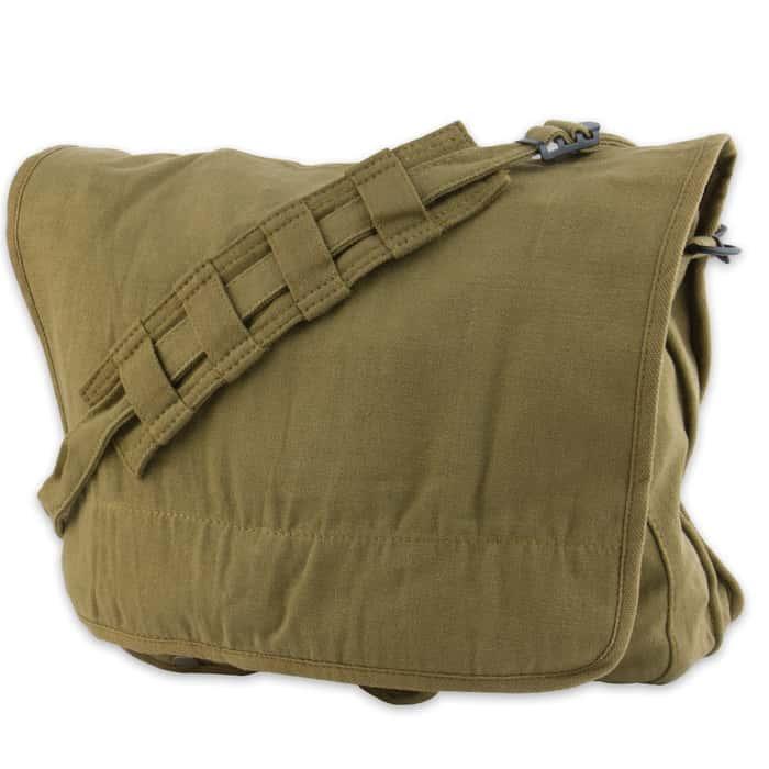 Black Legion Vintage Paratrooper Bag