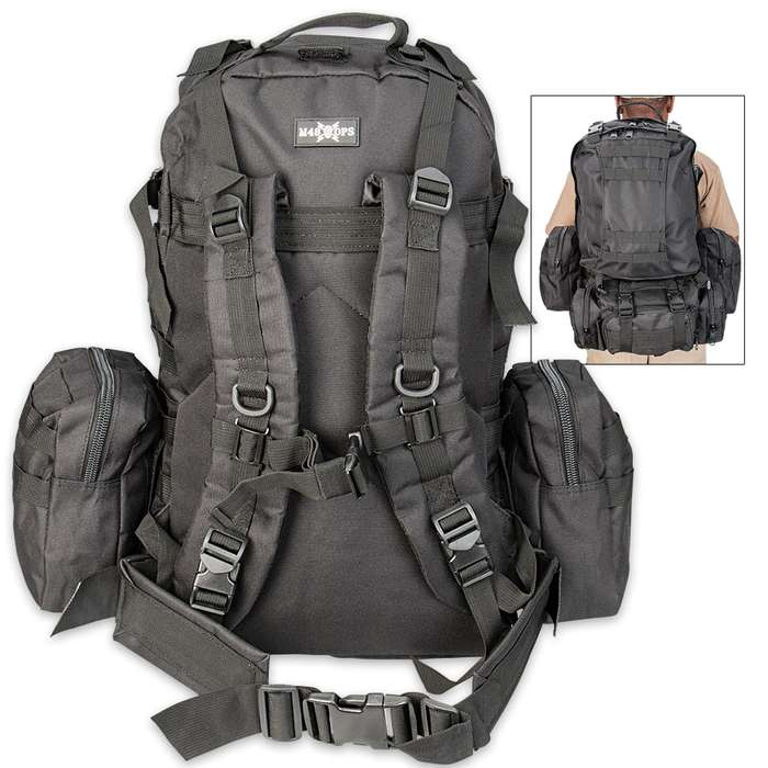 M48 Bugout Mystery Bag XXL - Tactical Backpack Filled with Wide Assortment of Gear