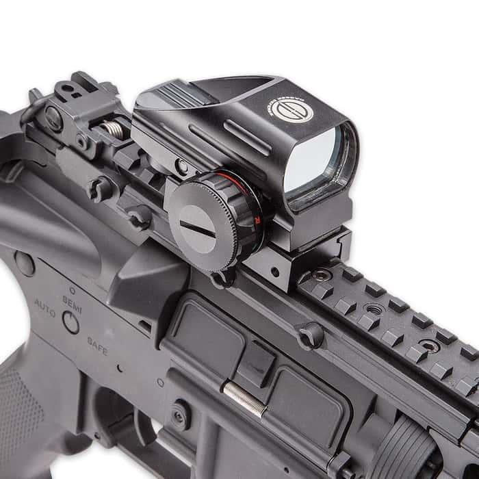 Dagger Defense Red/Green Dot Reflex Sight