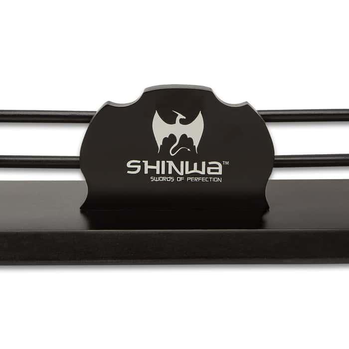 Shinwa Two Tier Sword Stand Display