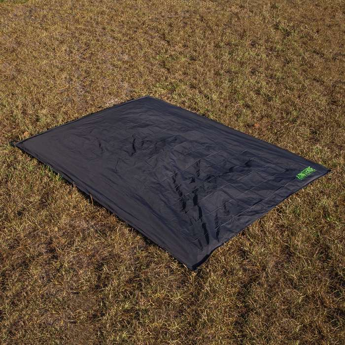 """Intense Pocket Blanket With Built-In Pegs - Water-Resistant, Tear-Resistant, Sand Pockets, Storage Pouch - Dimensions 63""""x 43"""""""