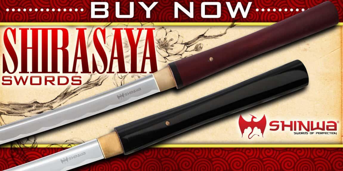 SHINWA SHIRASAYA SWORDS