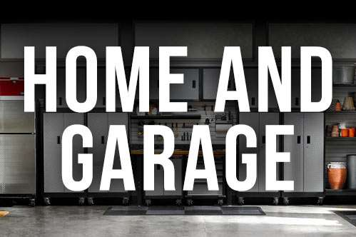 Home and Garage