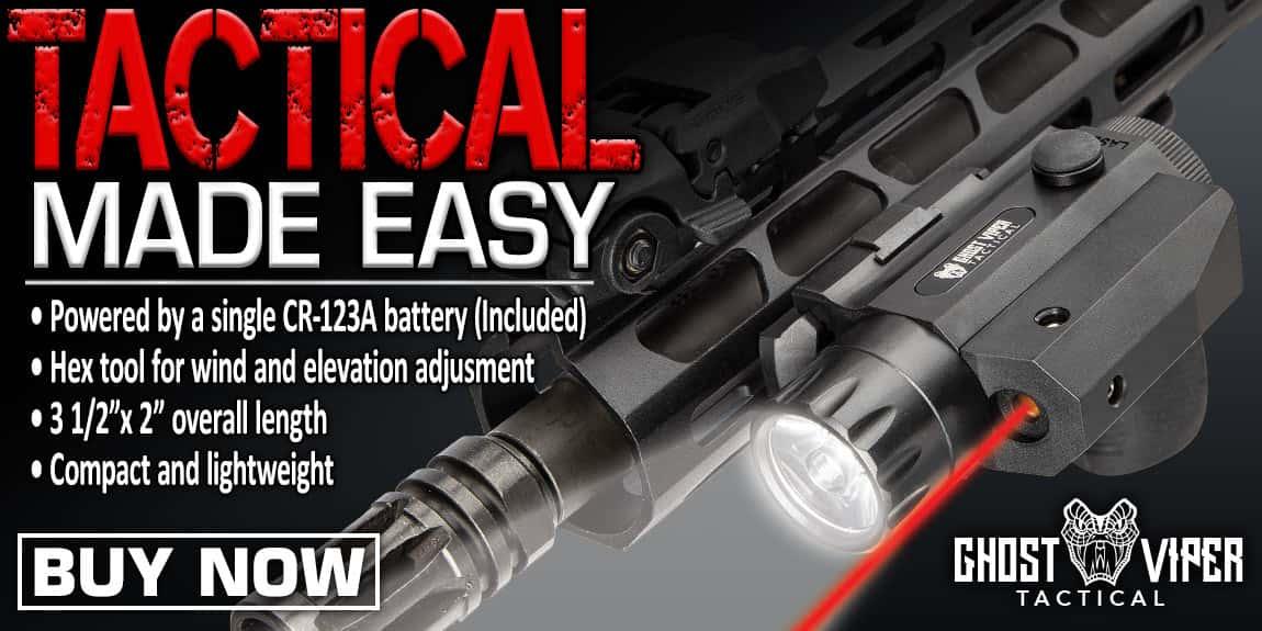 GVT Tactical Combat Reflex Sight