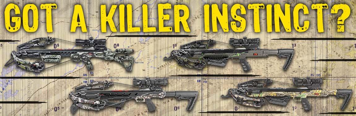 Got A Killer Instinct?