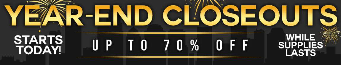 END OF THE YEAR CLOSEOUT