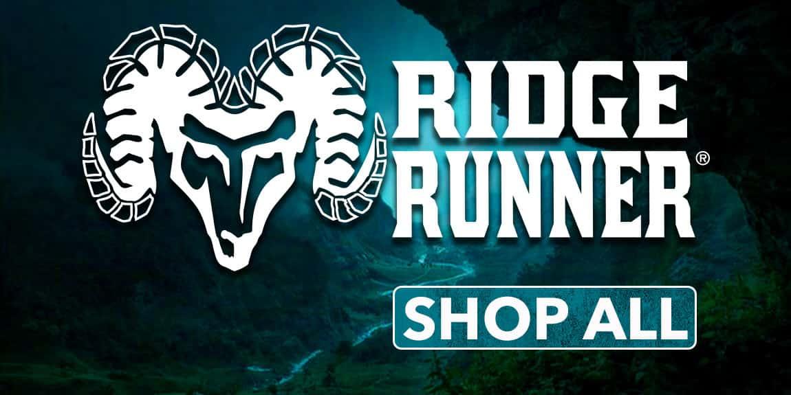 RIDGE RUNNER BRAND
