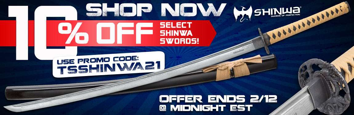 SHINWA SWORDS SALE
