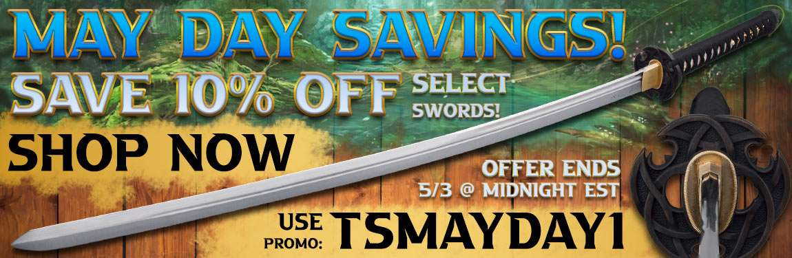 THE BEST SWORD SALE EVER