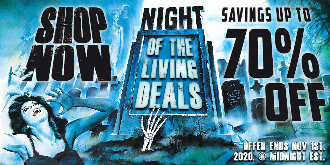 NIGHT OF THE LIVING DEALS