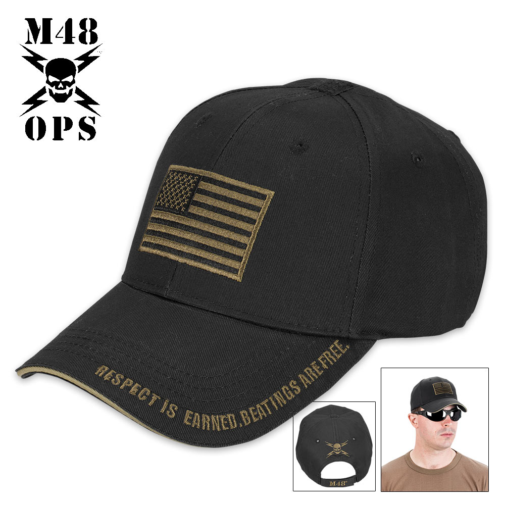 American Flag Tactical Cap. prev. next. Touch to zoom 6e184b09fb0