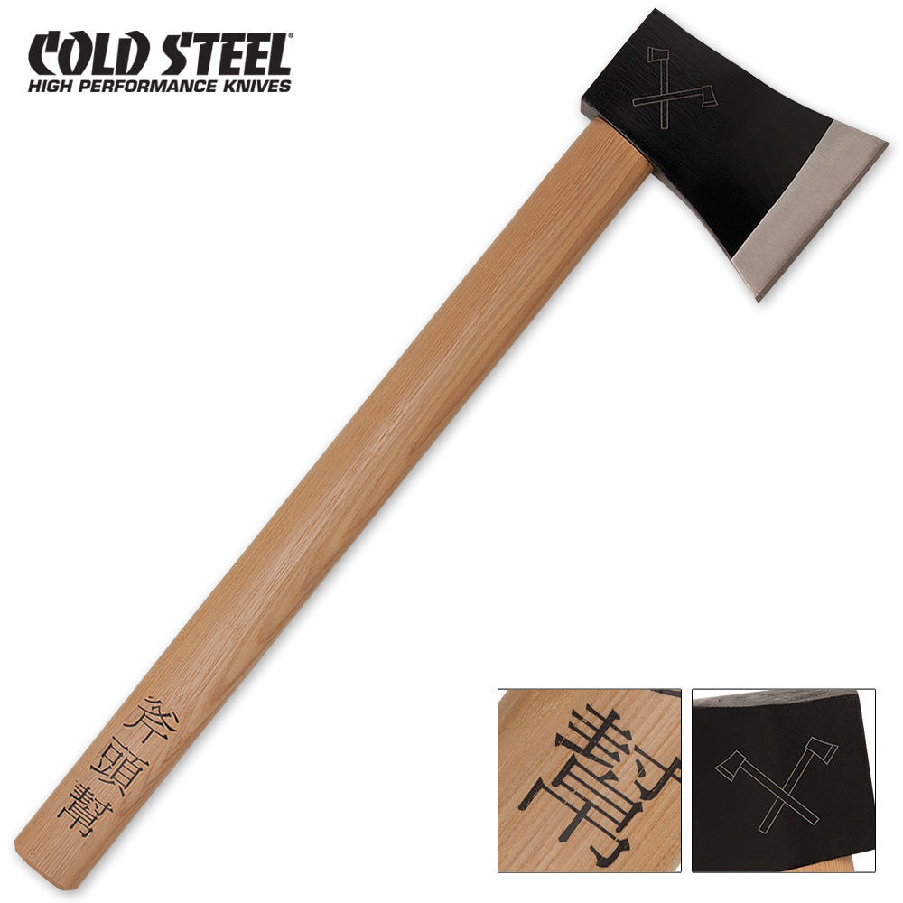 Training Hatchet by Cold Steel - Synthetic Practice Axe