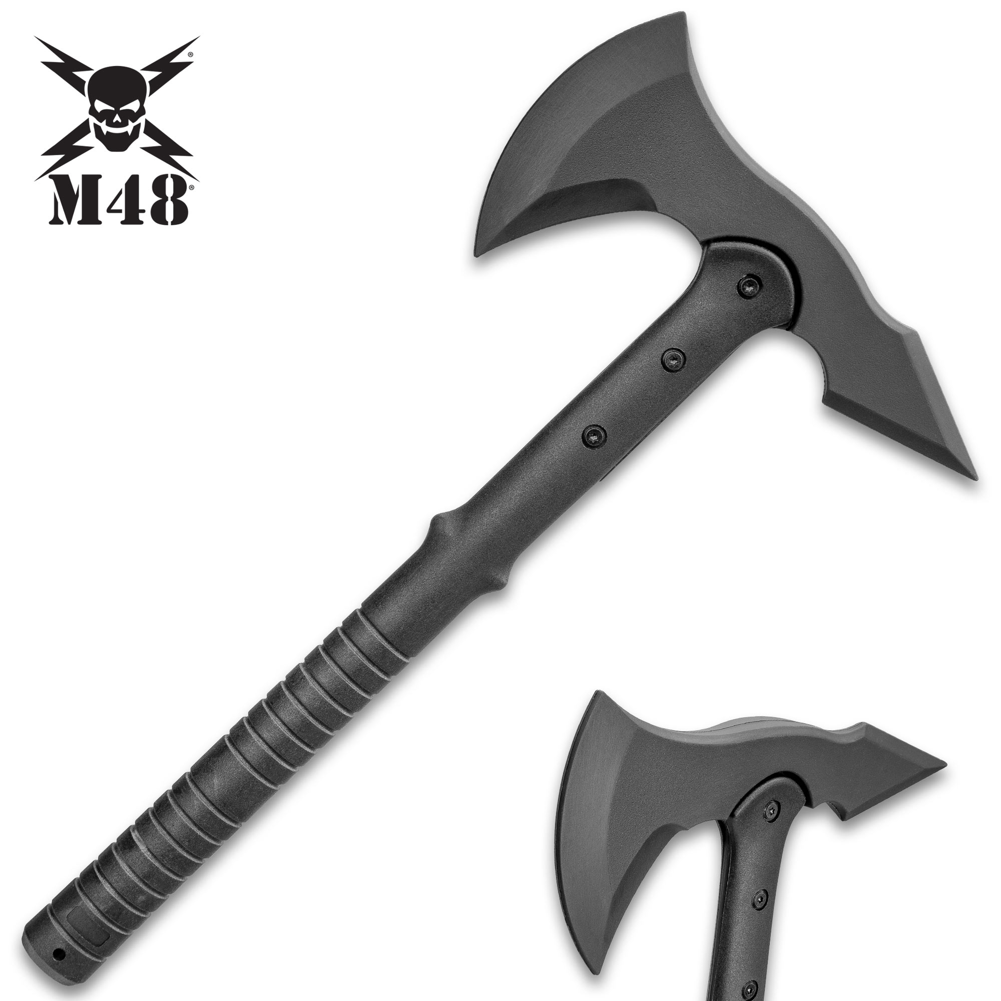 M48 Tomahawk Training Weapon - Solid Polypropylene