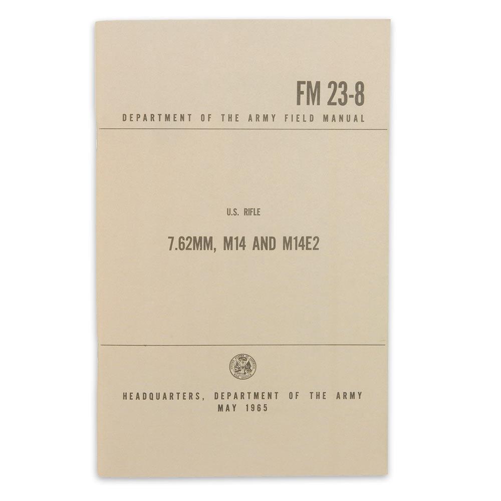 military manual us rifle 7 62mm m14 m14e2 true swords rh trueswords com M14 Assault Rifle M14 Rifle