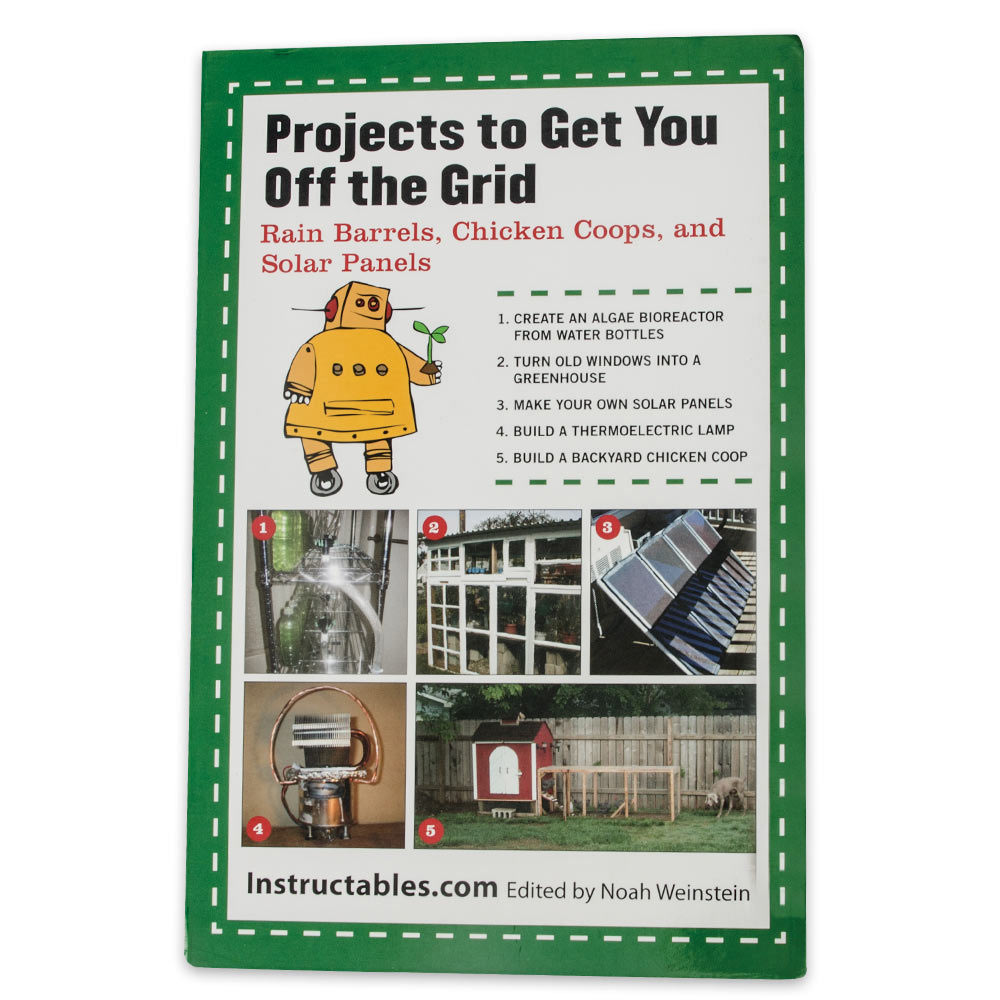 projects to get you off the grid manual chkadels com