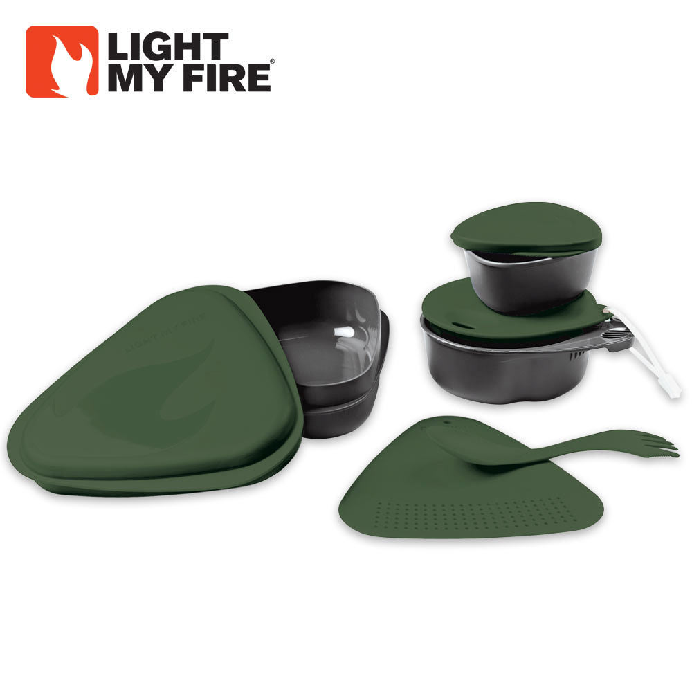 camping light my fire equipment bing images. Black Bedroom Furniture Sets. Home Design Ideas