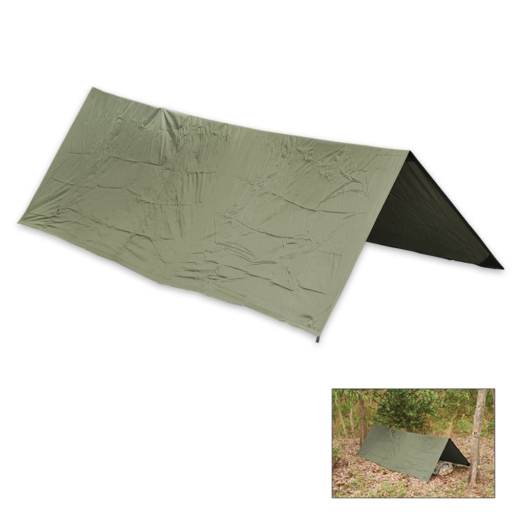 Snugpak stasha shelter olive kennesaw cutlery for Does olive garden give military discount