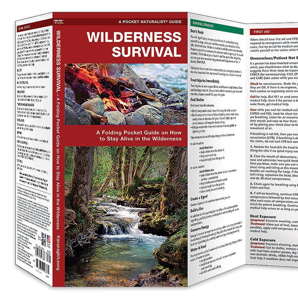 free wilderness survival guide pdf