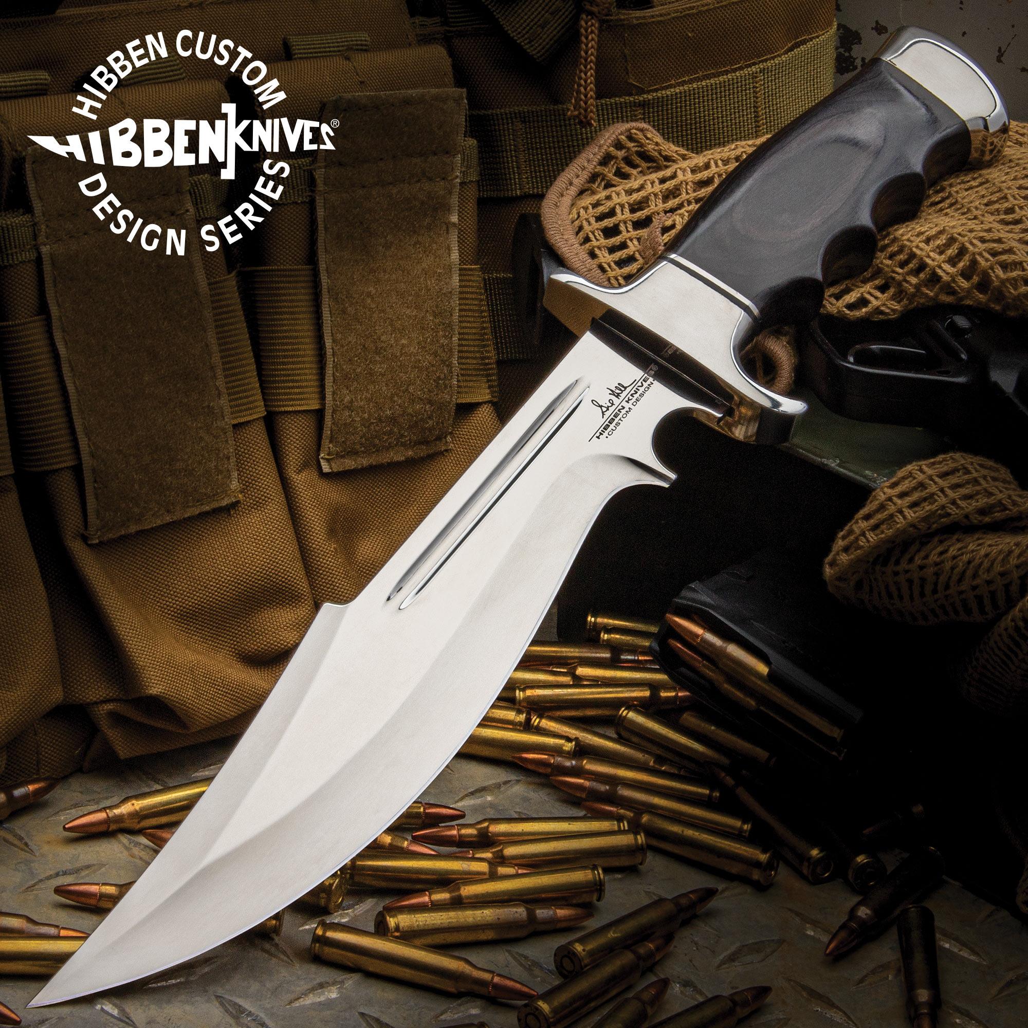 Gil Hibben Legionnaire Bowie Knife