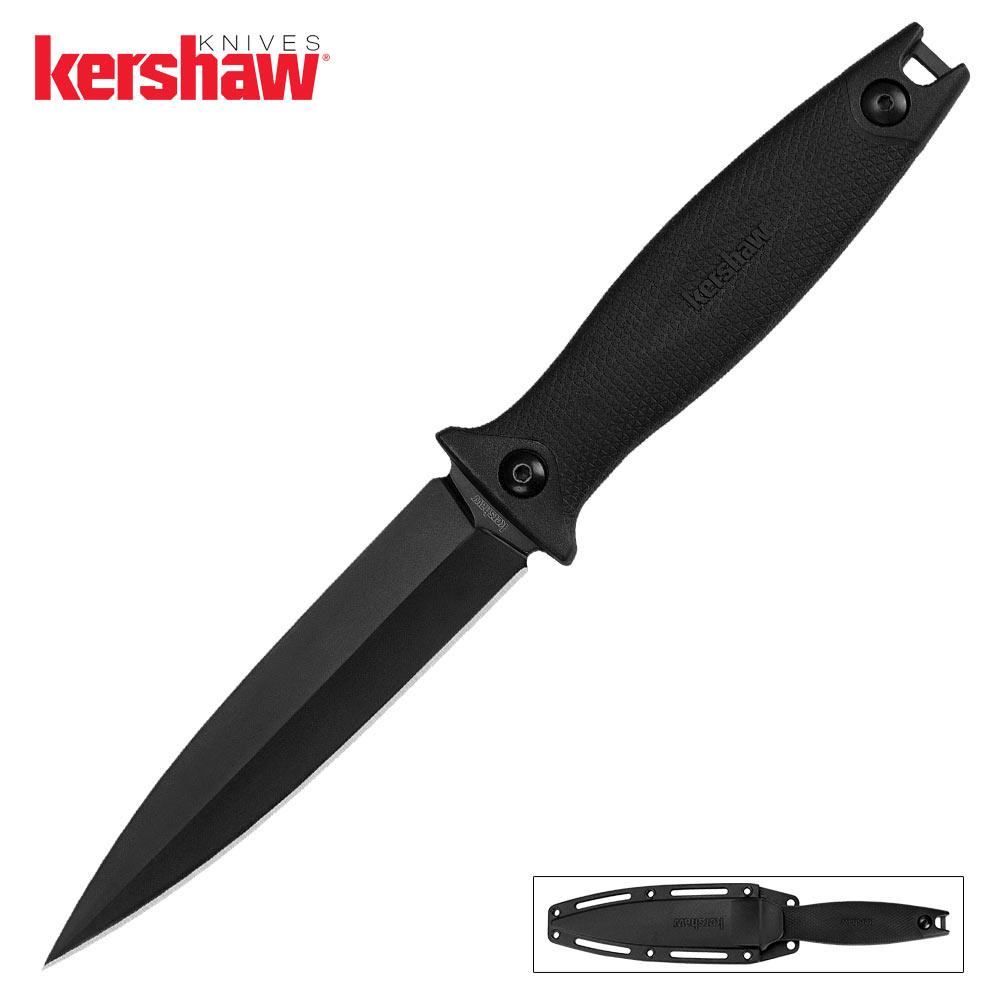 Kershaw Secret Agent Boot Knife | Kennesaw Cutlery