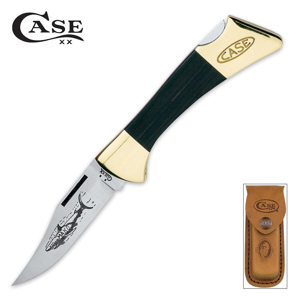 Case Black Mako Pocket Knife