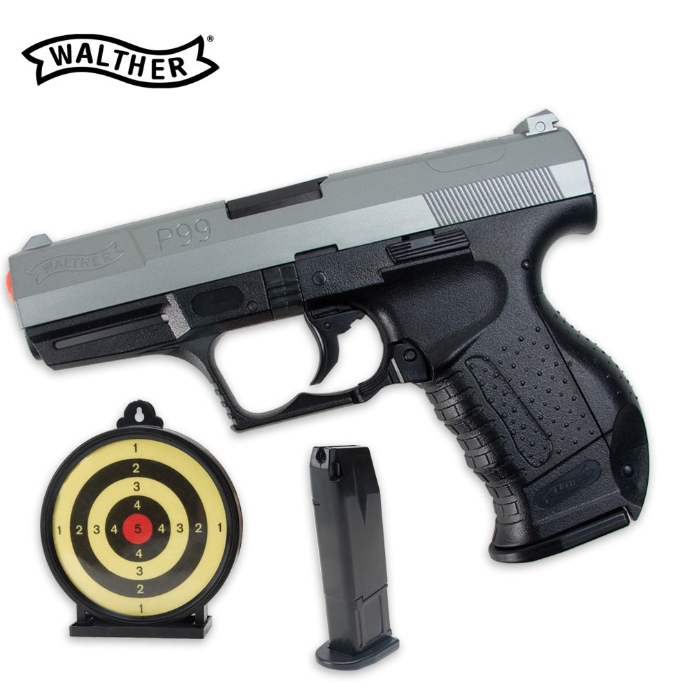 Walther Special Operations P99 Bicolor Airsoft Pistol ...
