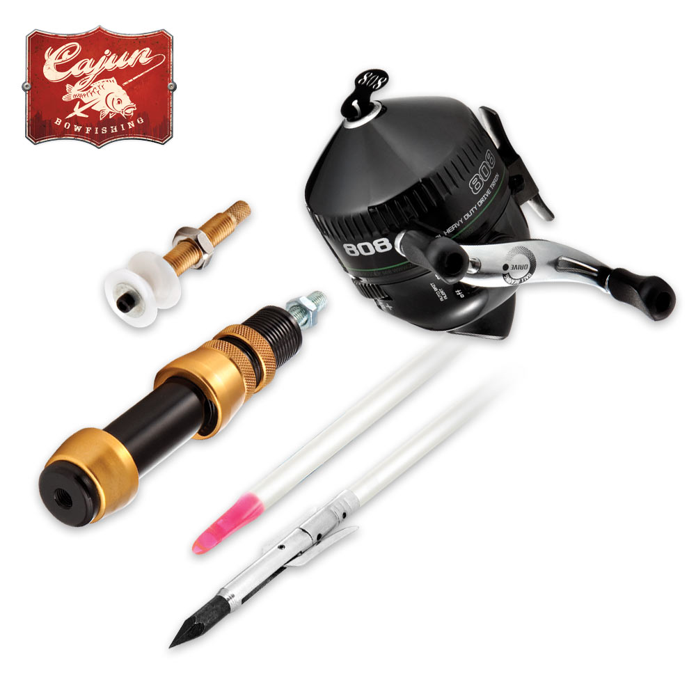 Tournament bowfishing kit survival for Bow fishing gear