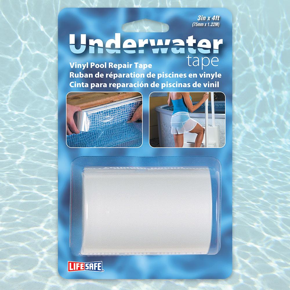Underwater Pool Repair Tape 3x4 Kennesaw Cutlery