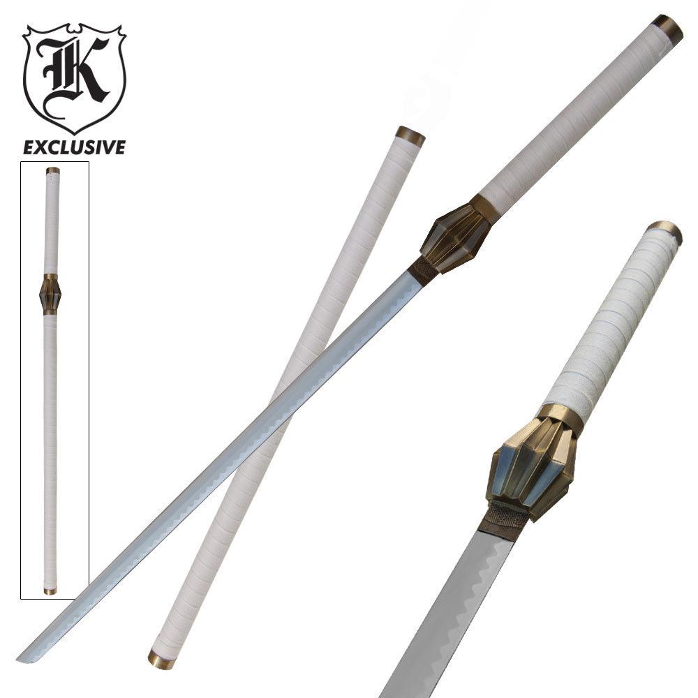 Sword Of The Future White Cloth Wrap Budk Com Knives
