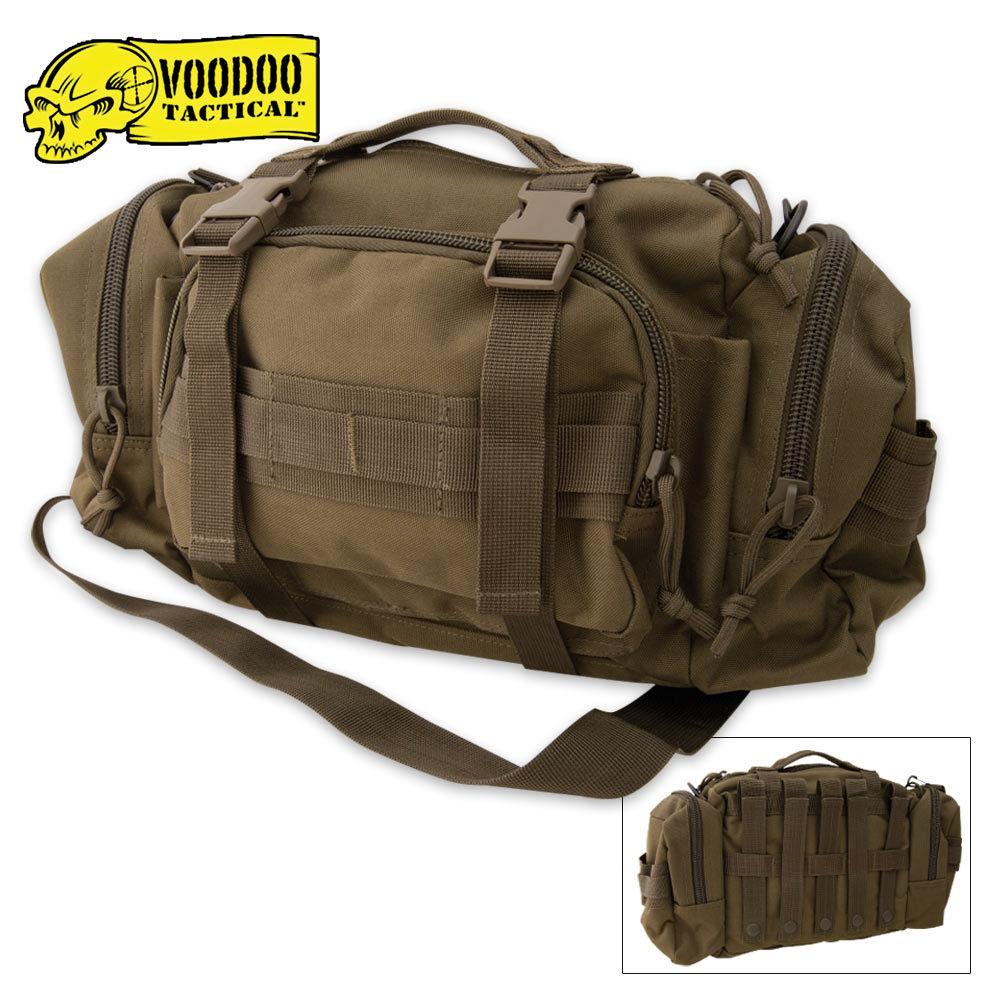 Voodoo tactical enlarged 3-way deployment bag : Ray butcher shop
