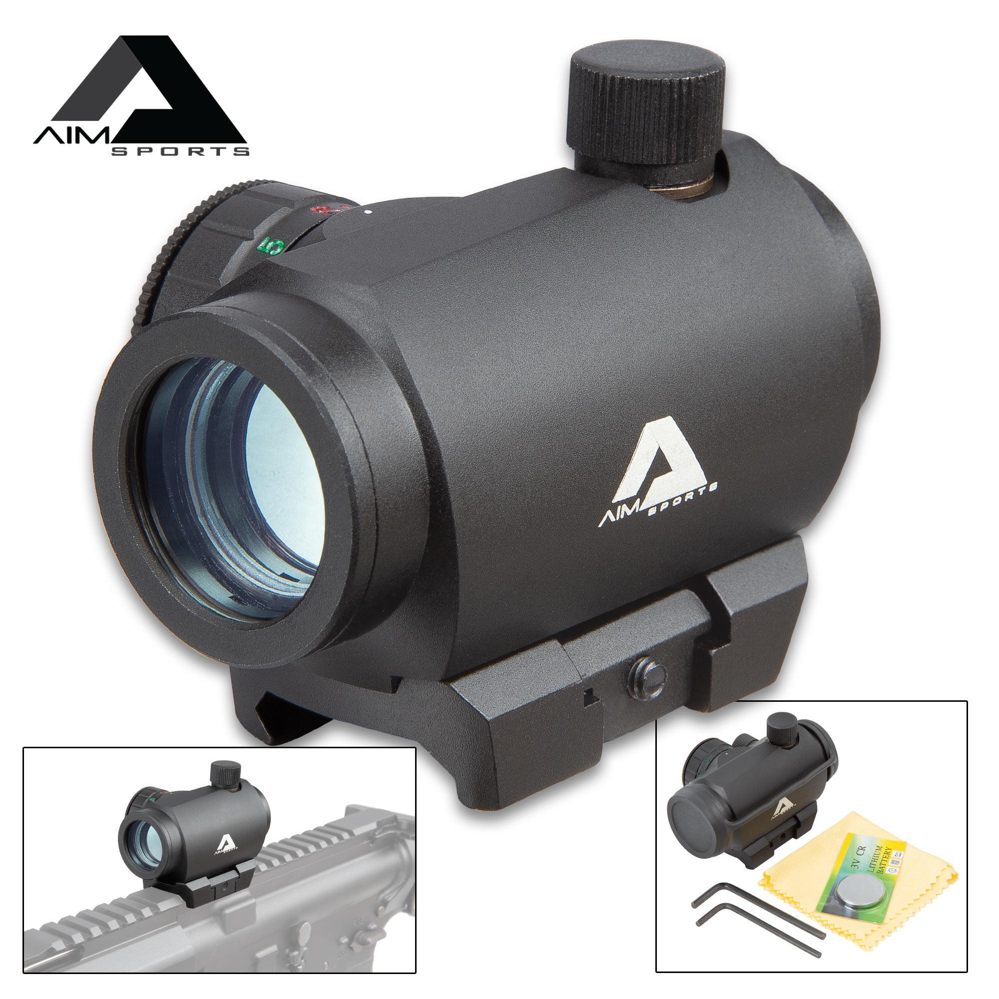 AIMS 1x20 MM Micro Dot Sight
