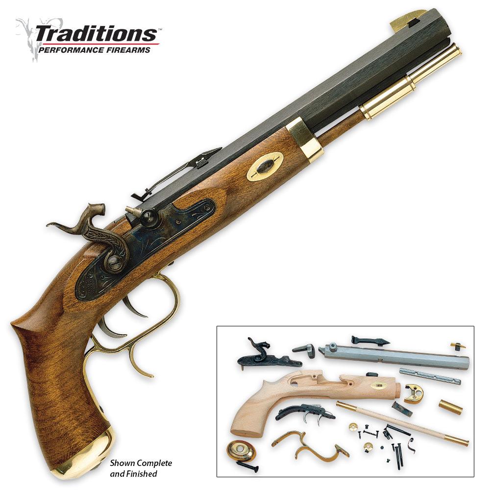 Trapper Pistol Kit - Build It Yourself   BUDK com - Knives